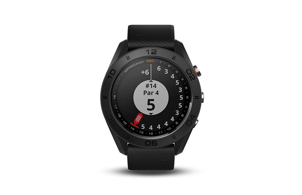 Cardiofrequenzimetro per golf – Garmin Approach S60